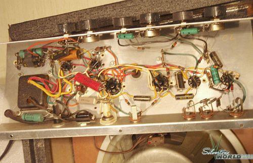 Silvertone World - Amplifiers - 1960s