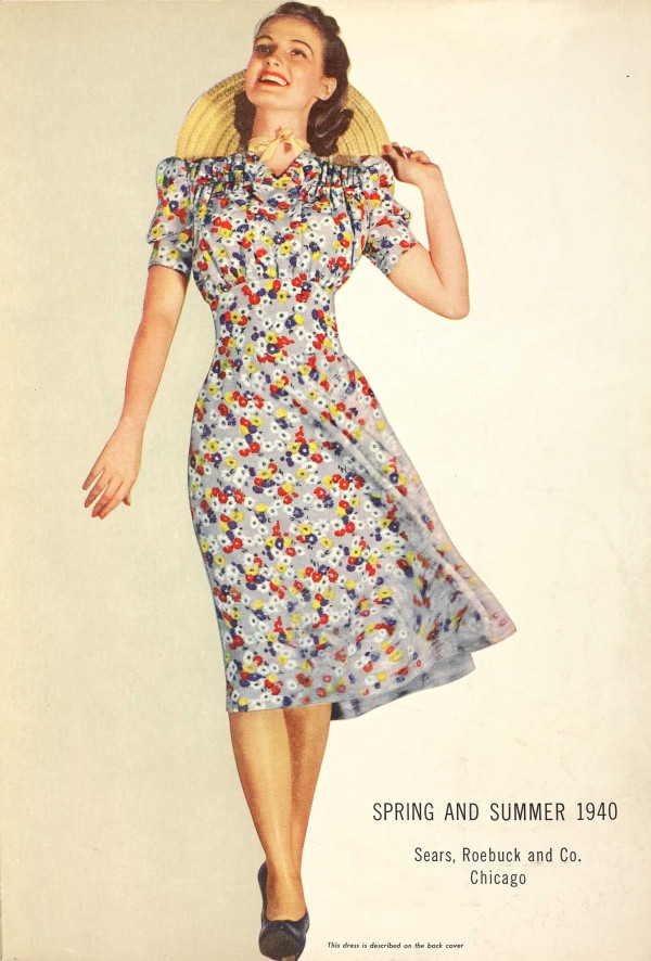 1940s Style Dresses Fashion Clothing: A Century Of Silvertone