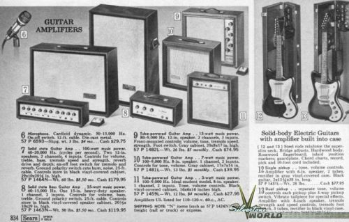 click for sears catalog listings